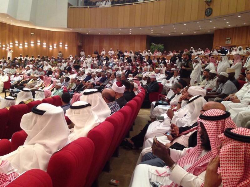 جلسات مؤتمر الشباب المسلم والإعلام الجديد