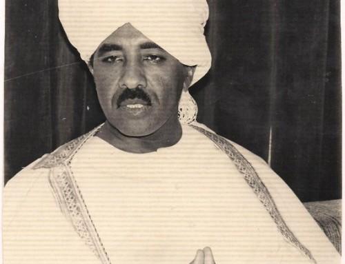 في الشأن السياسي: اللواء عثمان عبد الله