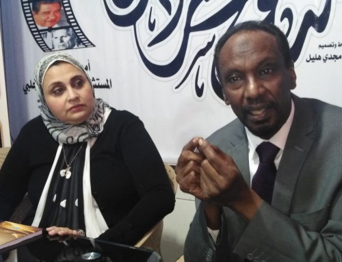 حوار الأستاذة غادة صلاح الدين مع د. عمر فضل الله