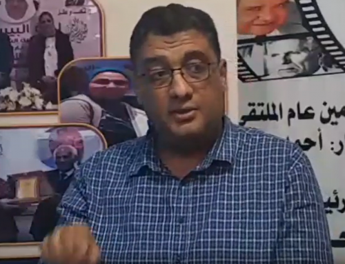 كلمة معتز محسن عن أدب عمر فضل الله