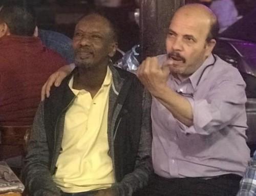 صبري زمزم يناقش رواية تشريقة المغربي