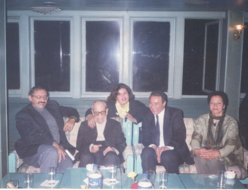 شهادة الدكتورة عفاف عبد المعطي عن أعمال عمر فضل الله